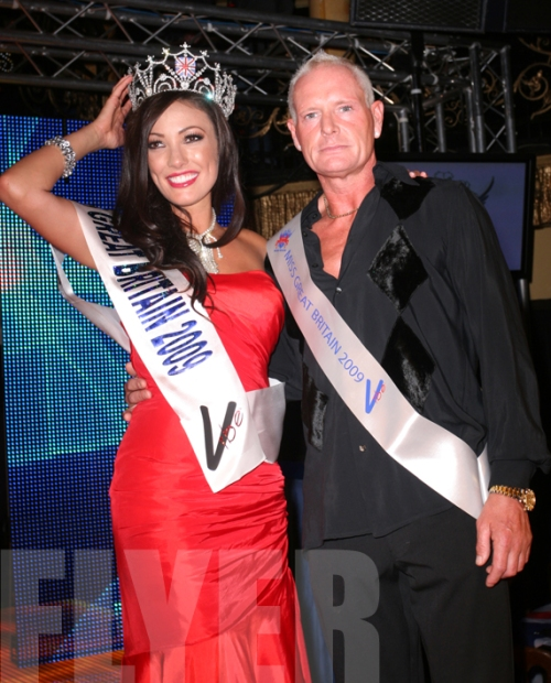 Ms GB with Gazza