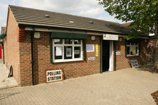 Polling House