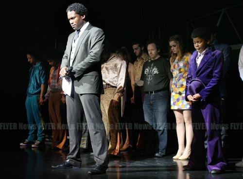 Cast of Thriller Live