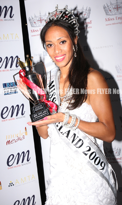 Winner Rachel Christie