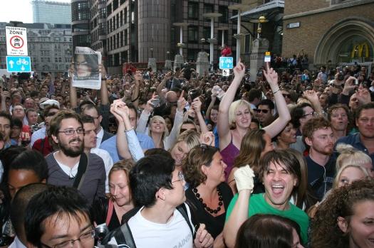 MJ Flash Mob