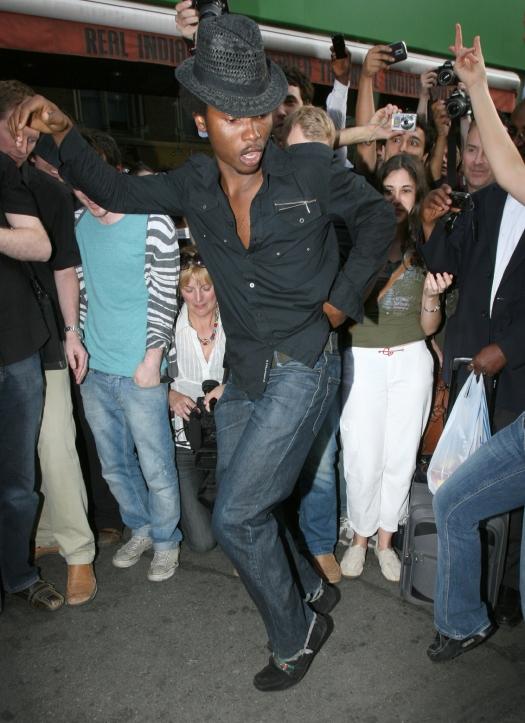 MJ dancer