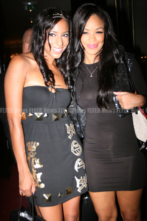 Su-Elise Nash and Sarah-Jane Crawford