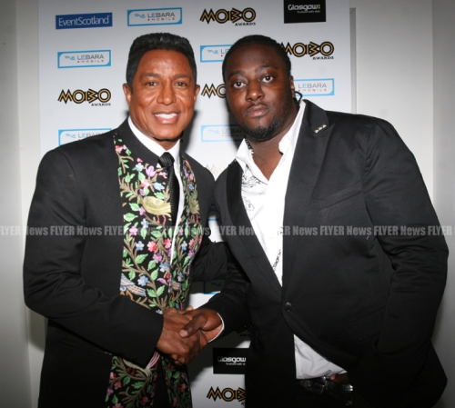 Sway and Jermaine Jackson