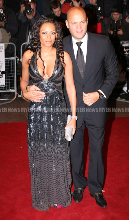 Mel B and man