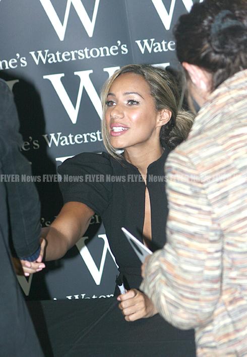 Leona Lewis Face