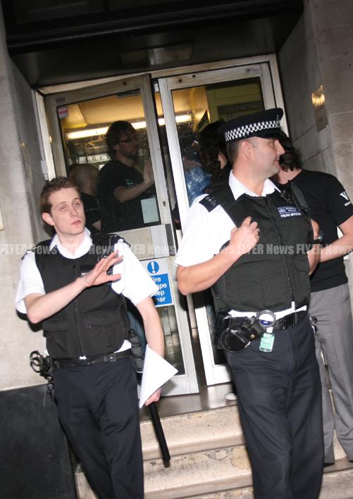 Leona Lewis Police