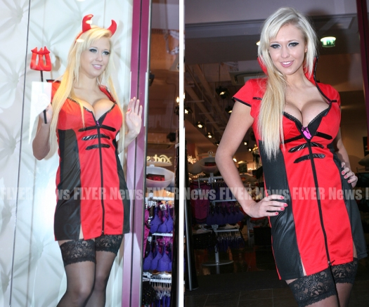 Sophie Reade shop window