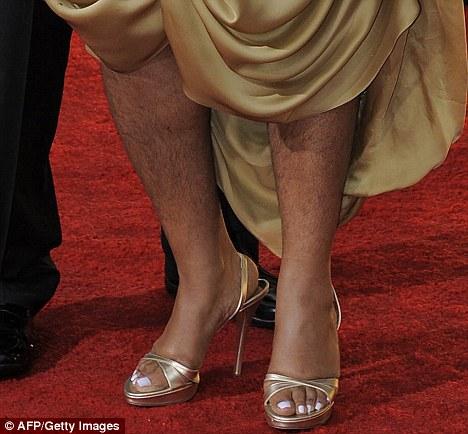 Hairy legs golden globe photos 841